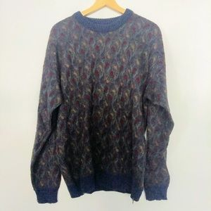 Munsing Wear Multicolor Sweater